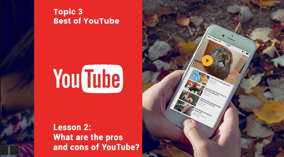 Aansprekende onderwerpen YouTube